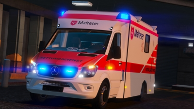 GTAV-Rettungsdienstfahrzeuge